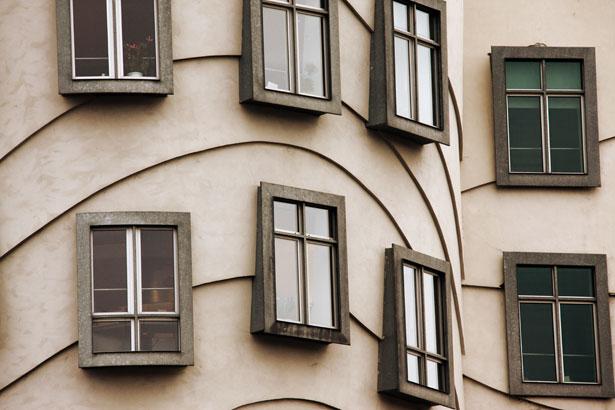 Façade d'immeuble pour illustrer la rénovation énergétique.